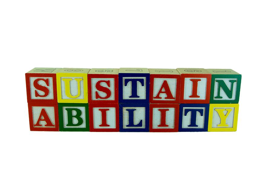 Sustainability In Alphabet Blocks; energy efficiency